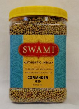 SW JSW Coriander Seed FRONT
